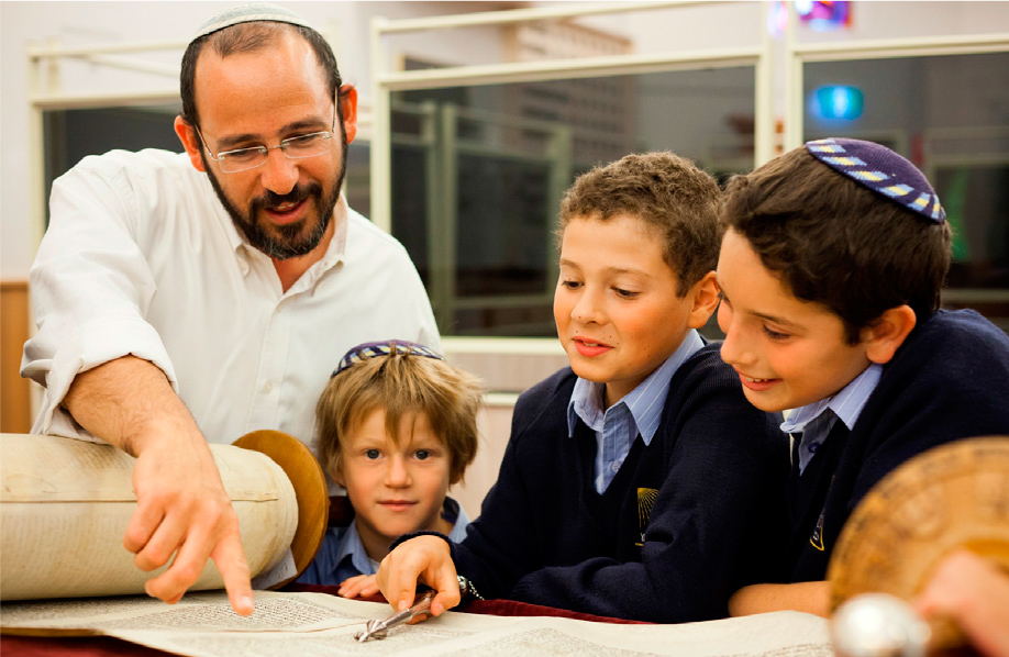 Children_and_the_Torah