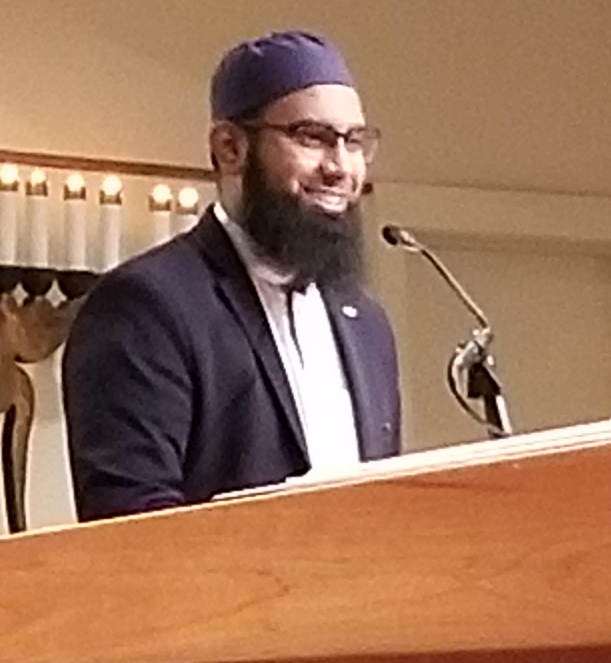 2018-11-14 Shaykh Noman Hussain