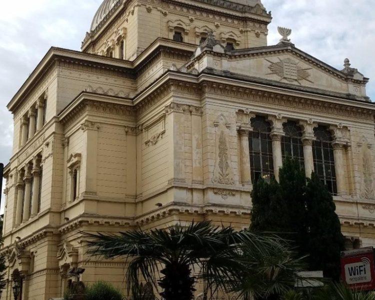 Synagogue Rome