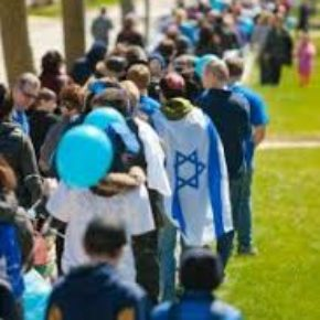 Yom HaZikaron is the day commemorating those who have fallen in Israel's wars and those who were the victims of terrorism Independence Day marks Israel's Declaration of Independence