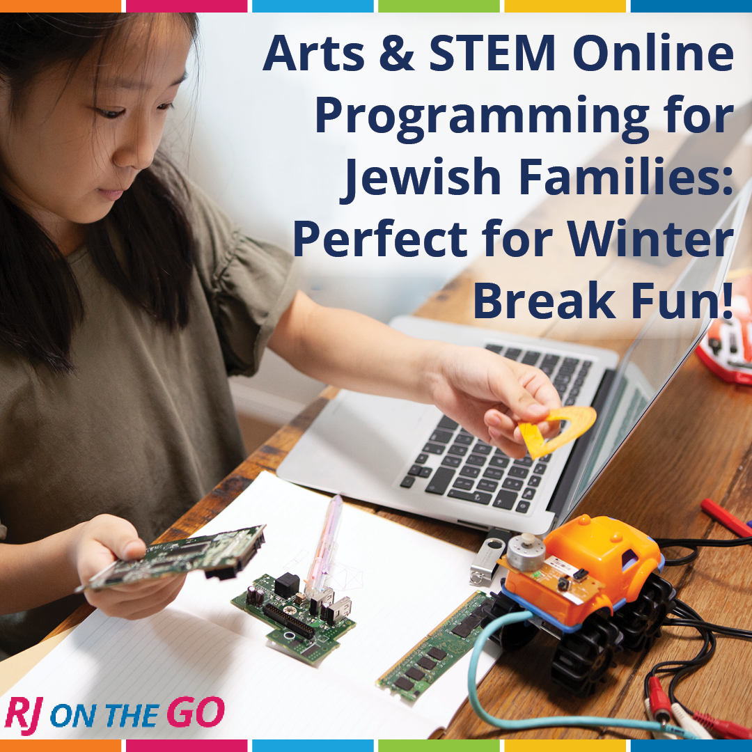 Students in grades 3-8 and their parents are invited to join each Monday-Thursday through February 2021 for a free series of arts and STEM activities.